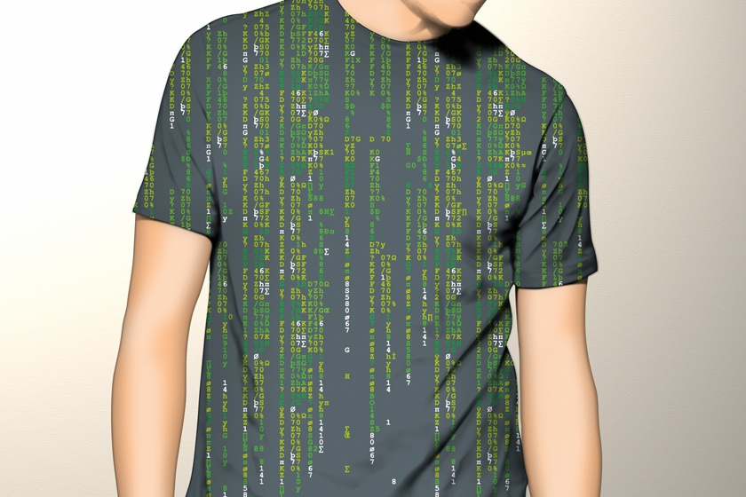 T-shirt-startrek_matrix